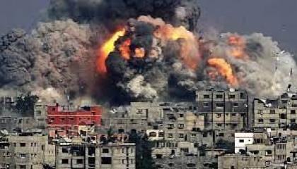 إسرائيل تستهدف عددًا من قيادات حركة حماس.. واستشهاد 16 فلسطينيًا في غزة
