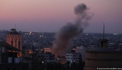 قتيلان إسرائيليان في القصف الصاروخي على عسقلان