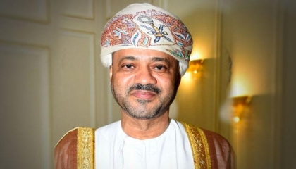 وزير خارجية عمان يتضامن مع الفلسطينيين: الحل الوحيد إنهاء الاحتلال