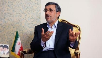 أحمدي نجاد يعلن ترشحه لرئاسة إيران ويدعو للتعاون مع تركيا والسعودية