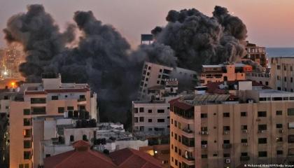 بايدن يرسل مبعوثاً إلى فلسطين لوقف المواجهات بين إسرائيل وحماس