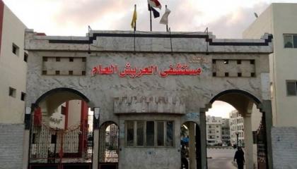 المستشفيات المصرية تعلن حالة الطوارئ لاستقبال جرحى غزة