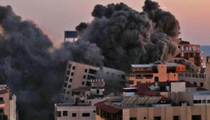 بينهم 14 طفلًا و3 سيدات.. ارتفاع ضحايا العدوان الإسرائيلي على غزة إلى 53