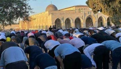 الخارجية الفلسطينية تدين دعوات متطرفين يهود لهدم المسجد الأقصى