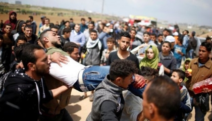 الصحة الفلسطينية: سقوط ٨٣ شهيدًا منذ بدء العدوان من بينهم ٢٤ طفلًا وسيدة