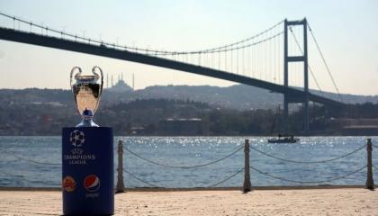 سحب تنظيم نهائي دوري أبطال أوروبا من تركيا لهذا السبب