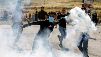 المقاومة الفلسطينية استهدفت مستوطنات عسقلان وبئر السبع وأسدود بـ200 صاروخ