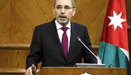 الخارجية الأردنية تحث المجتمع الدولي على اتخاذ خطوات لحماية الفلسطينيين