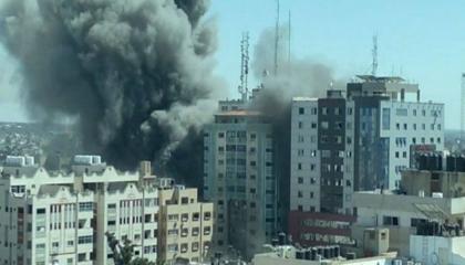 «أسوشيتد برس» الأمريكية: نشعر بالصدمة والرعب جراء القصف الإسرائيلي لمقرنا