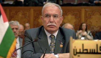 وزير الخارجية الفلسطيني لوزراء «التعاون الإسلامي»: نحن أقوياء بقراراتكم