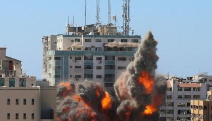 ارتفاع حصيلة شهداء العدوان الإسرائيلي على غزة والضفة لـ202 شهيد و5588 جريحا