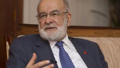 بعد اتصال مع هنية.. زعيم «السعادة» التركي يدعو لمقاطعة «إسرائيل الإرهابية»