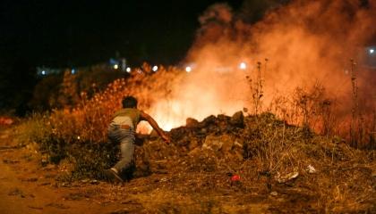 218 شهيدًا وأكثر من 5000 جريح خلال العدوان الإسرائيلي المتواصل على فلسطين