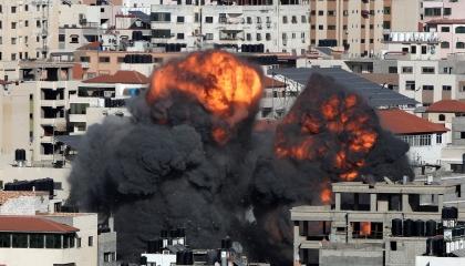 جيش الاحتلال الإسرائيلي يعلن تعرض قطعة بحرية لهجوم صاروخي