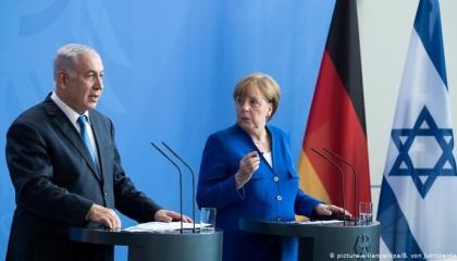ألمانيا تعلن تضامنها مع إسرائيل وتقمع احتجاجات تندد بجرائم جيش الاحتلال