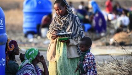 الصحة العالمية: إقليم تيجراي يواجه كارثة إنسانية والسكان يموتون من الجوع