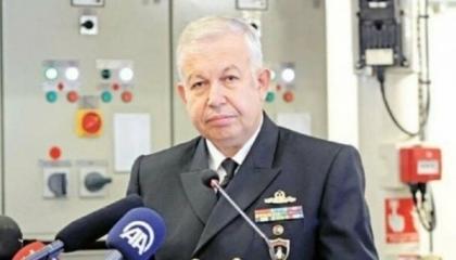 استغلالًا للأزمة.. أميرال تركي متقاعد يقترح ترسيم الحدود البحرية مع فلسطين