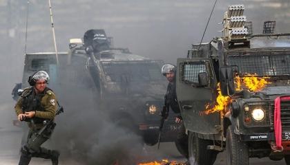 استشهاد فلسطيني جراء رصاص الاحتلال الإسرائيلي في رام الله