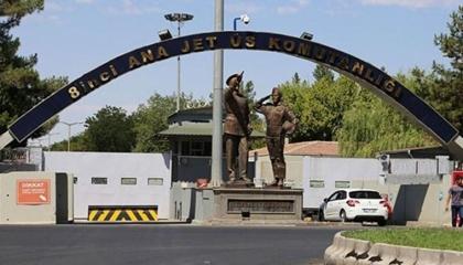 هجوم على قاعدة عسكرية في ديار بكر