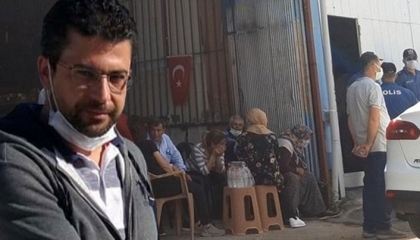 انتحار مواطن تركي في مقر عمله بمدينة أنطاليا