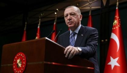 أردوغان: لا أصفق للظلم ومذابح إسرائيل ضد الفلسطينيين وصلت ذروتها
