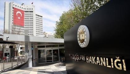 الخارجية التركية: تعليق مفاوضات عضوية تركيا بالاتحاد الأوروبي غير موضوعي