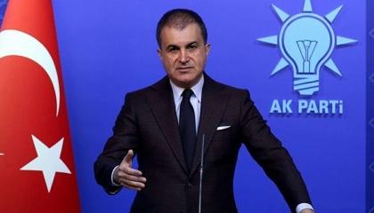 الحزب الحاكم في تركيا: اتهام أمريكا لرئيسنا بمعاداة السامية افتراء
