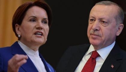 أردوغان يرد على اتهامات أكشنار بتهاونه مع إسرائيل: لا تعرف حتى أين فلسطين!