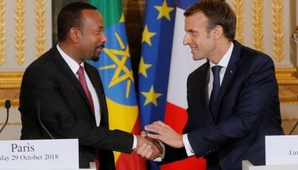 مباحثات إثيوبية فرنسية لتعزيز سبل التعاون الاقتصادي بين البلدين