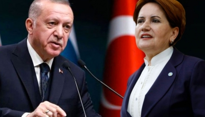 أردوغان يطالب المرأة الحديدية بربع مليون ليرة لتشبيهه بنتنياهو