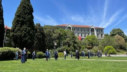 لليوم الـ92.. أساتذة جامعة بوغازيتشي يواصلون احتجاجهم بسبب وصي أردوغان