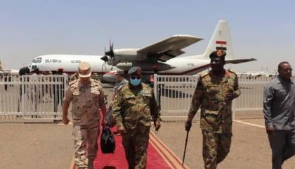 السودان: مناورات حماة النيل ليست موجهة ضد أحد وهدفها التصدي لأي تهديد