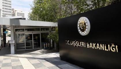 الخارجية التركية: الانتخابات في سوريا غير شرعية ولم تعكس إرادة الشعب