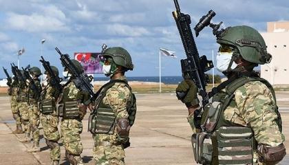 وزارة الدفاع التركية تنشر صورًا لتدريبات مشتركة مع قوات ليبية