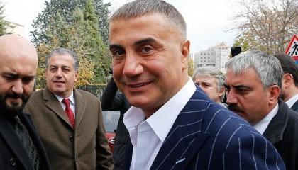 بعد فضحه لجرائم أردوغان.. موقع تركي يحدد مقر إقامة زعيم المافيا التركية