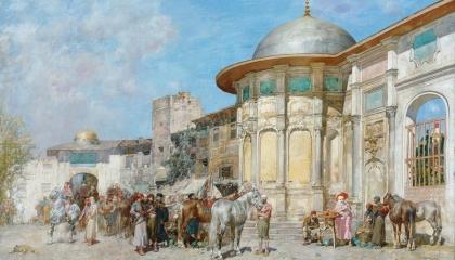 سنوات الفساد والثورة.. حكاية 4 قرون من الوجود العثماني في الشام (1)