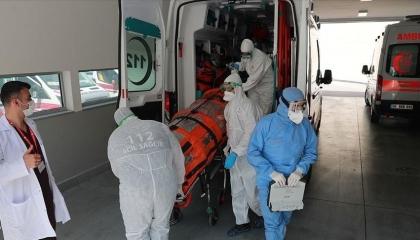 تركيا تسجل 8 آلاف و738 إصابة جديدة بكورونا.. و166 وفاة