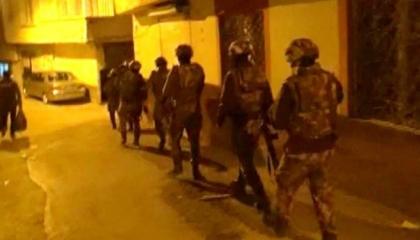 الداخلية التركية تعتقل 13 شخصًا.. بتهمة تمويل «داعش»