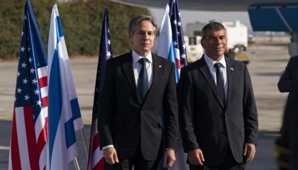 وزير الخارجية الأميركي: نبحث سبل تعزيز قدرات القبة الحديدية الإسرائيلية