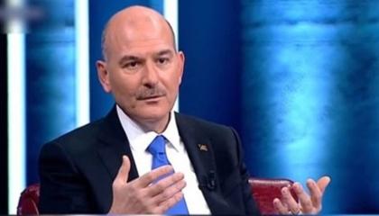 وزير الداخلية يفضح الساسة الأتراك: يتقاضون رواتبهم من المافيا