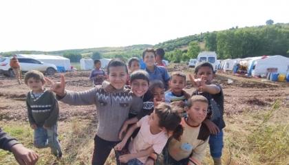 إعلام أردوغان يبرر عمالة الأطفال وجمعهم للمخلفات: فقراء لكن سعداء!