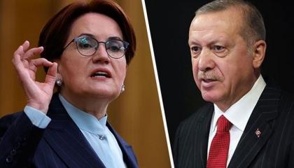كيف ردت المرأة الحديدية على تهديد أردوغان؟