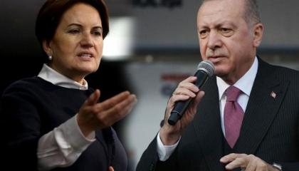 أردوغان يهدد المرأة الحديدية تعيشين أسعد أيام حياتك والقادم أسوأ
