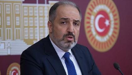 نائب تركي: لم يعد هناك أمان لمن يعترض على شيء في هذا البلد!