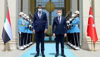 نائب أردوغان: تركيا مستعدة لتقديم كافة المساعدات إلى السودان