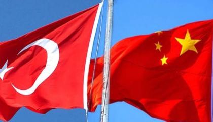 العلاقات التركية الصينية.. العرب ليسوا بعيداً