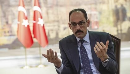 أنقرة: نأمل أن يتخذ الاتحاد الأوروبي خطوات إيجابية في علاقته بتركيا