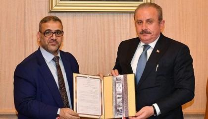 البرلمان التركي: إجراء انتخابات نزيهة في ليبيا سيكون نقطة تحول لمستقبلها