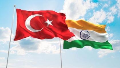 الهند تشكر تركيا على دعمها في مواجهة كورونا