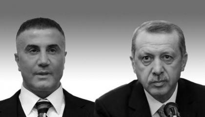 حرب كلامية بين أردوغان وزعيم المافيا التركية